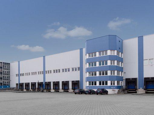 Logistikzentrum<br/>HAMBURG-BILLBROOK